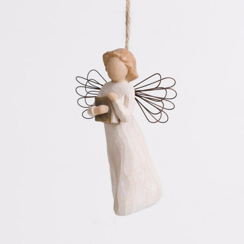 Angel Of Learning Ornament - Gledesgaver