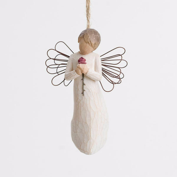Loving Angel Ornament - Gledesgaver