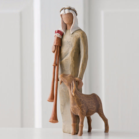Shepherd With Bagpipe - Gledesgaver - 1