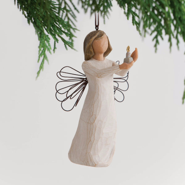 Angel Of Hope Ornament - Gledesgaver