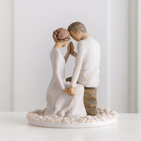 Around You Cake Topper - Gledesgaver