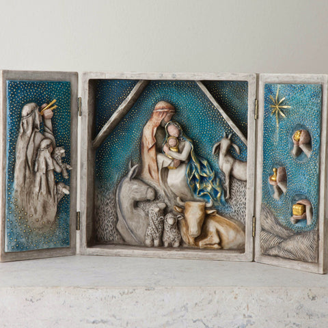Starry Night Nativity - Gledesgaver - 1