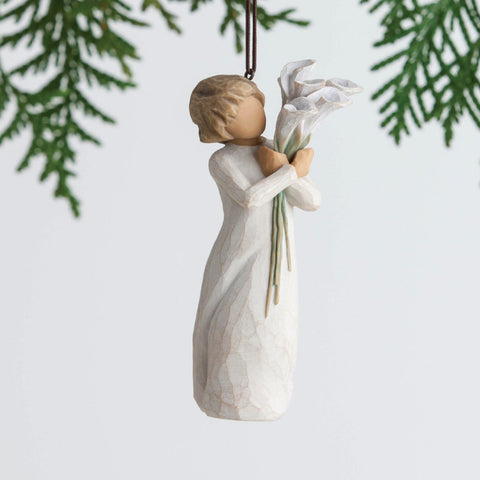 Beautiful Wishes Ornament - Gledesgaver