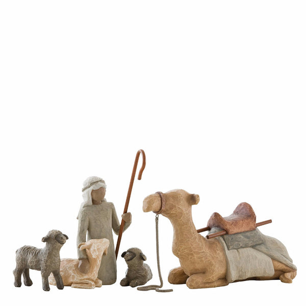 Shepherd and Stable Animals - Gledesgaver - 1
