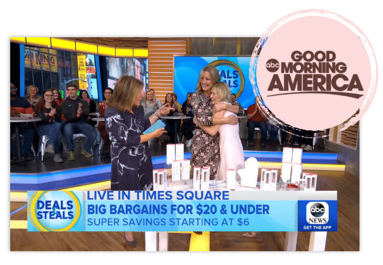 Baublerella Founder Chevis Douville on Good Morning America