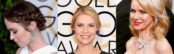 Jewelry Trends Golden Globes 2015