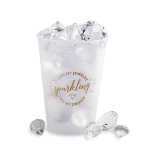 Darling Drinkware 12oz Fancy Party Cups