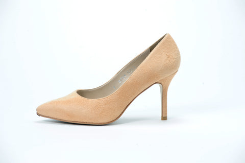Classic Nude, size 9,9.5 & 10