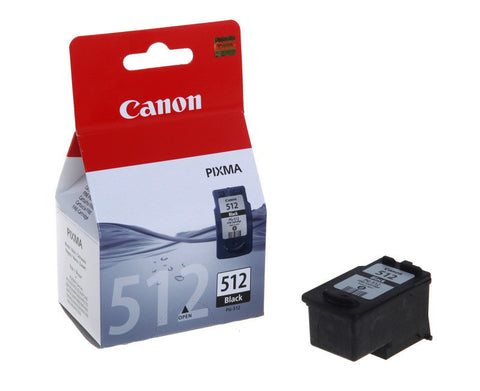 Canon PG 512 Black Ink Cartridge