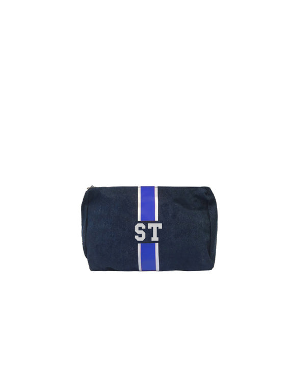 Denim Clutch/Pouch Block