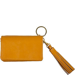 Keychain Wallet w/ Monogramming (more colors available)