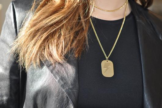 Dogtag Necklaces