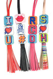 Bag Tag Tassel Letters<br><h4>for the Bag Tag Tassel</h4><br>