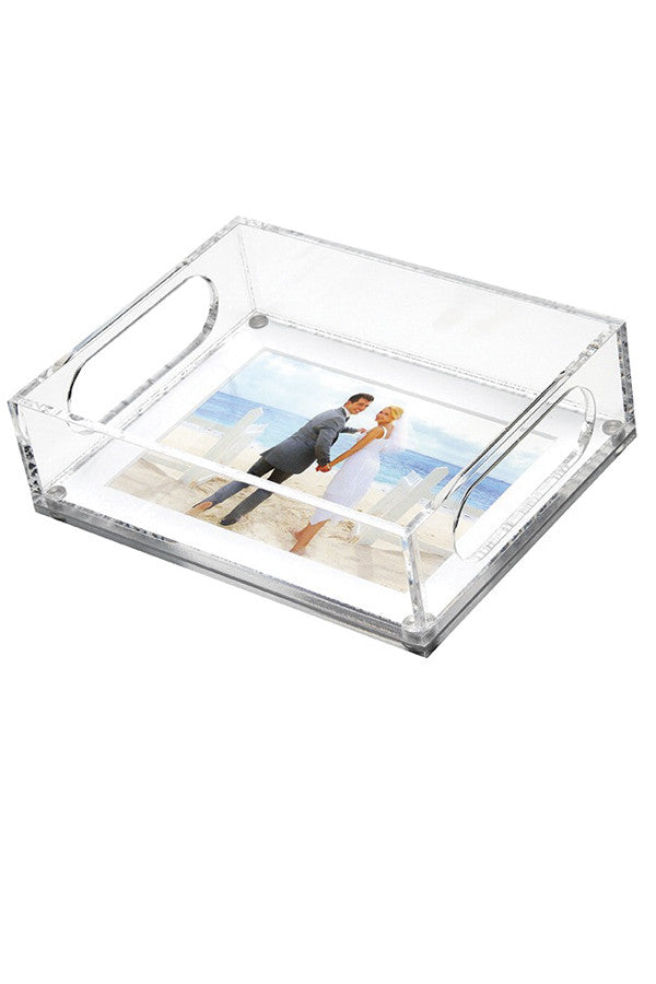 Lucite Photo Tray Small