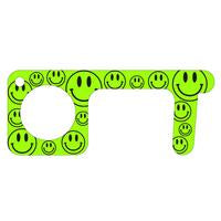 Touchless Point Neon Green/Black Smiles
