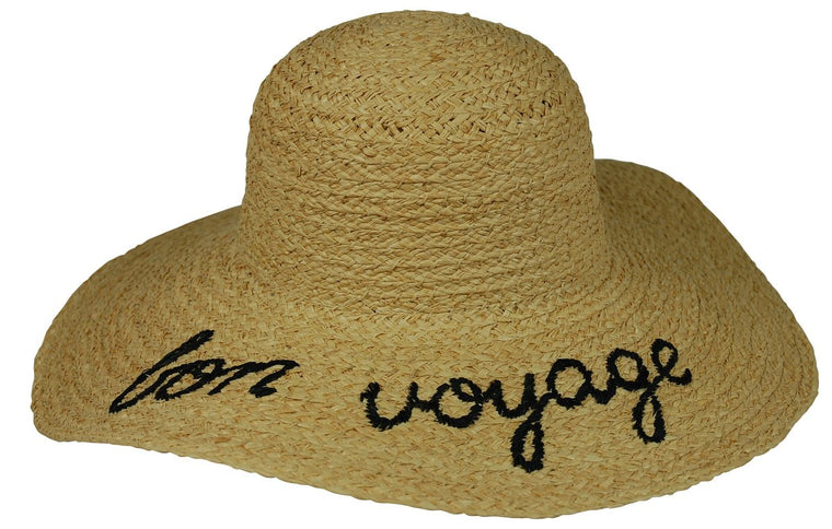 Hat Attack Bon Voyage Floppy Sun Hat