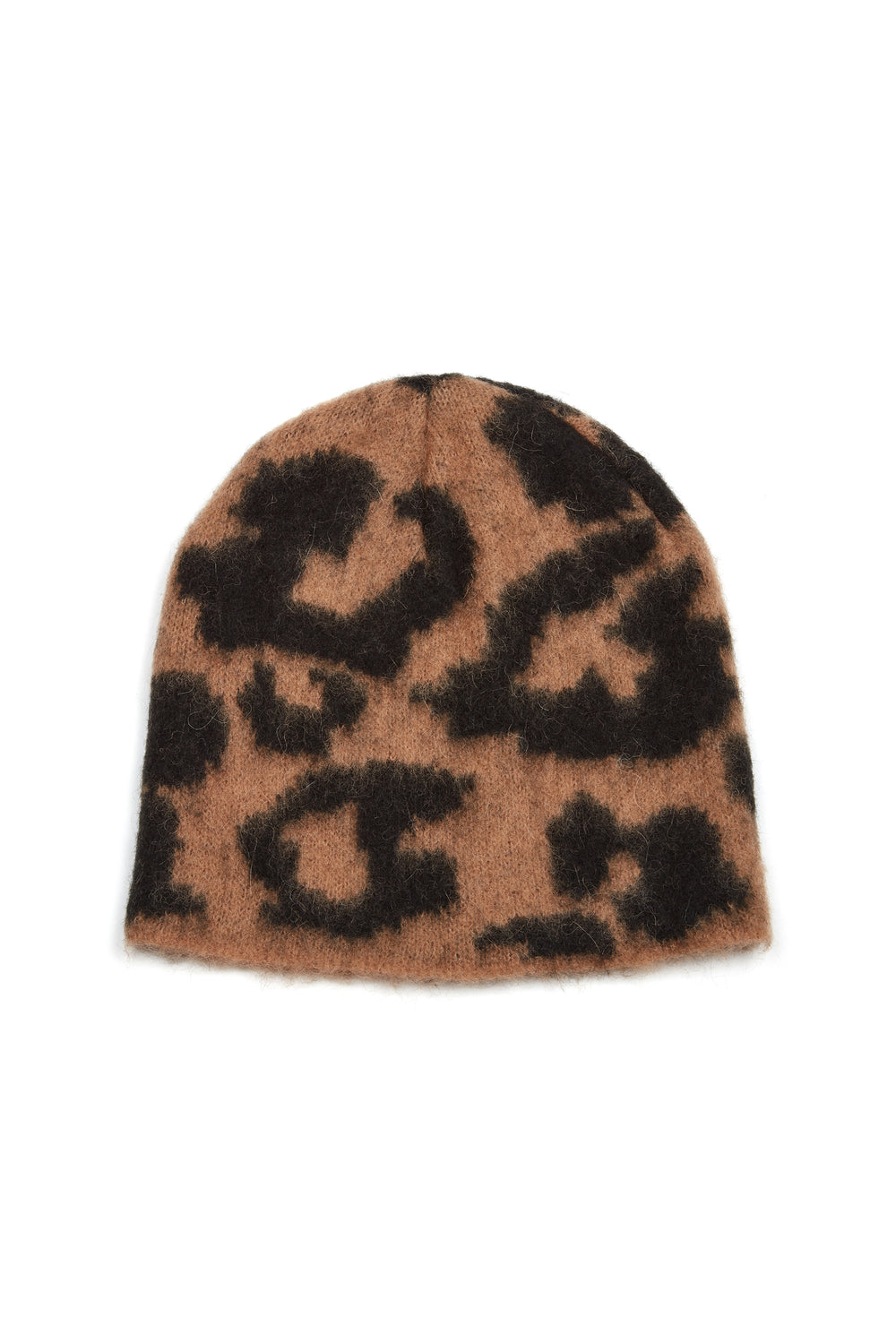 Jocelyn Alpaca Blend Brushed Jacquard Hat