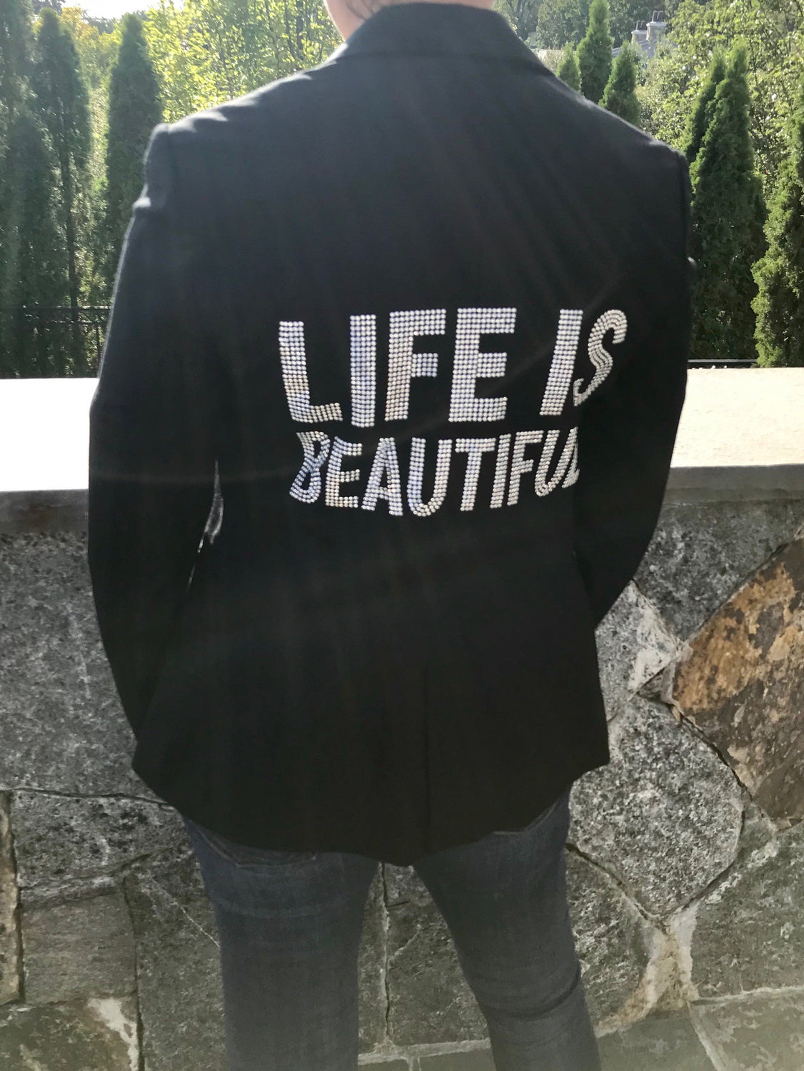 Life is Beautiful Blazer