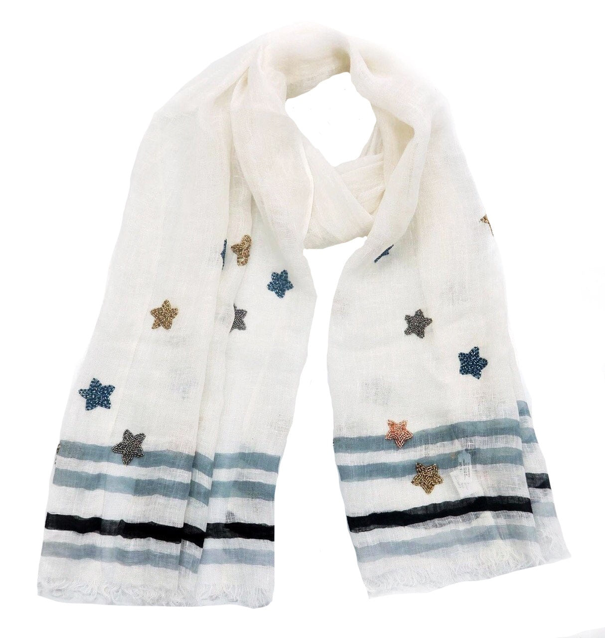 Star and Stripes Scarf
