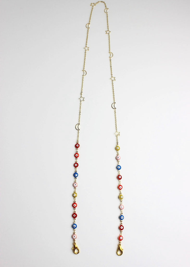 Rachel Cagner Mask Chains
