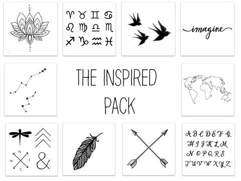 Tattoo Packs
