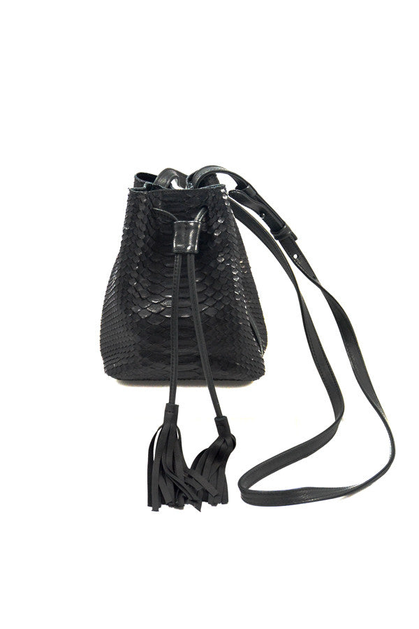 Python Bucket Bag (More Colors Available)