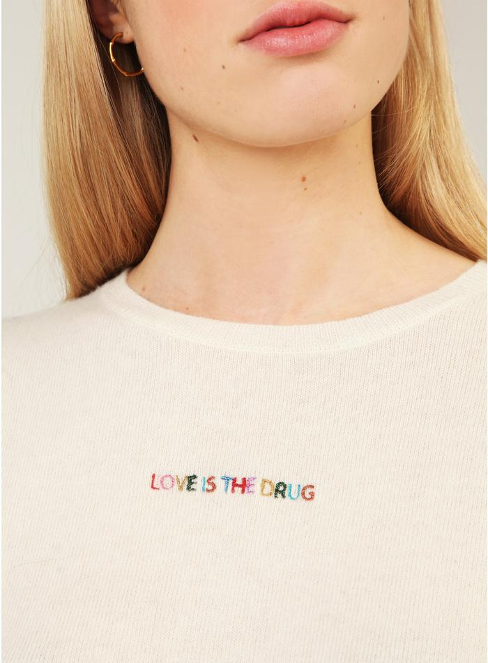 Love is the Drug Sweater