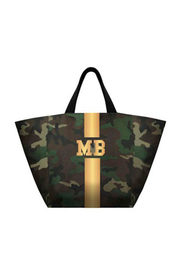 Camouflage Large Tote