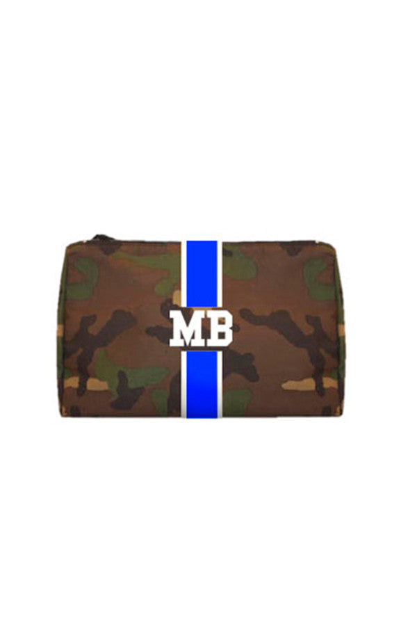 Mia Camouflage Beauty Case/Pouch