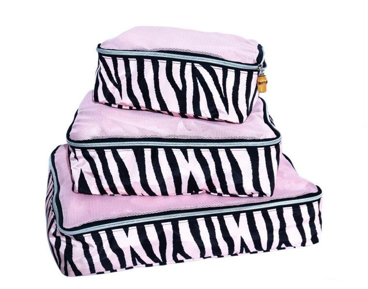 TRVL Designs Bengal Stripe Packing Squad Cubes Set