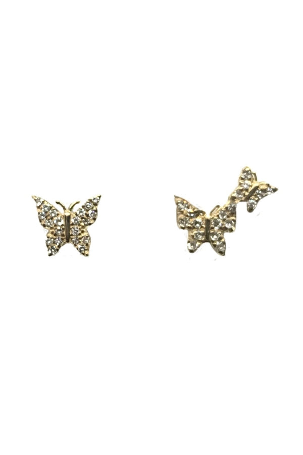 Diamond Butterfly & Double Butterfly
