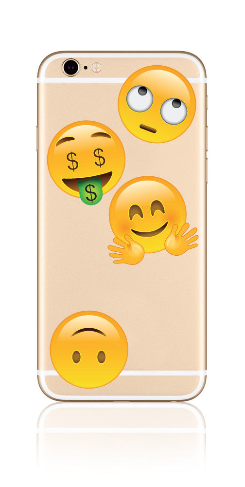 Sticker Decal Pack Emojis Smiley