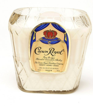 Crown Royal Candle