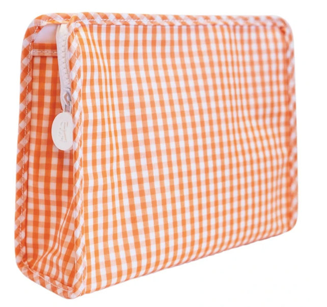 TRVL Designs Roadie Large  Gingham with monogramming