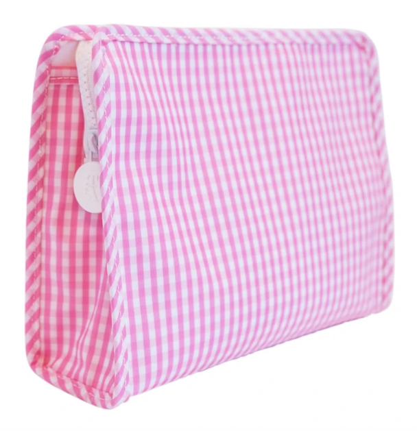 TRVL Designs Roadie Large Gingham with Monogramming (Various Colors)
