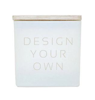 TAJA Candle Design Your Own!