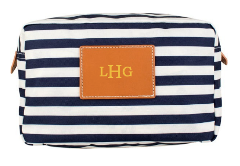 Large Pouch w/ Monogramming (more colors available)