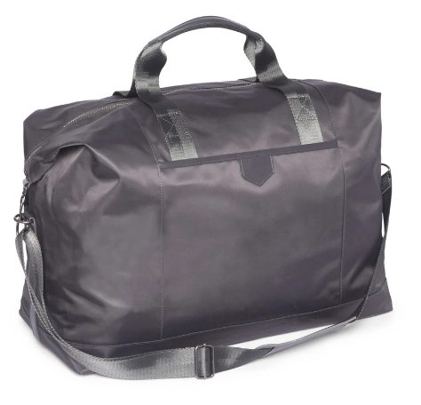 Men's Grey Duffle/Weekender Bag