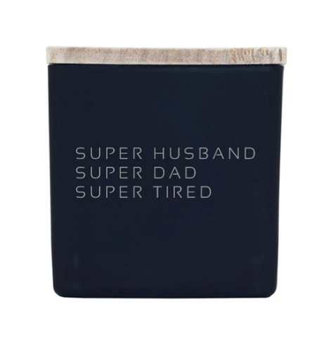 TAJA Midi Super Dad Candle