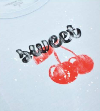 Unsweetened NY Sweet Cherry Tee