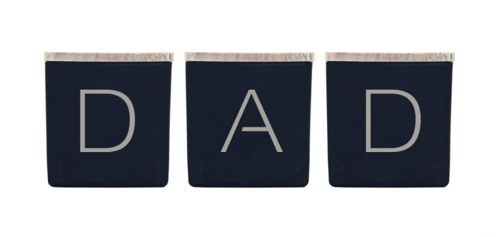 TAJA DAD Candle Gift Set