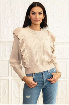 DH Farrah Chai Sweater