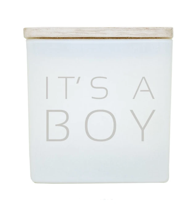TAJA Candle It's a Boy