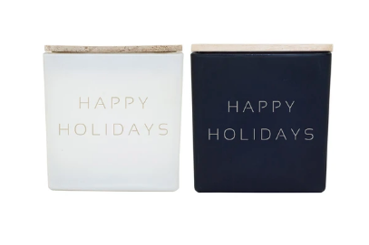 TAJA Candle Happy Holidays Gift Set