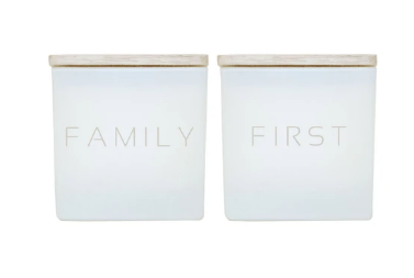 TAJA Candle Family First Gift Set