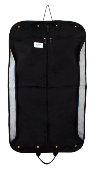 Boulevard Black Garment Cover w/ Monogramming