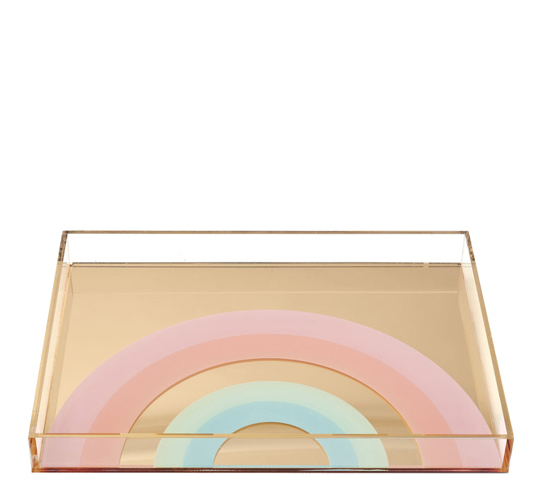Pastel Rainbow Tray (Small & Large)