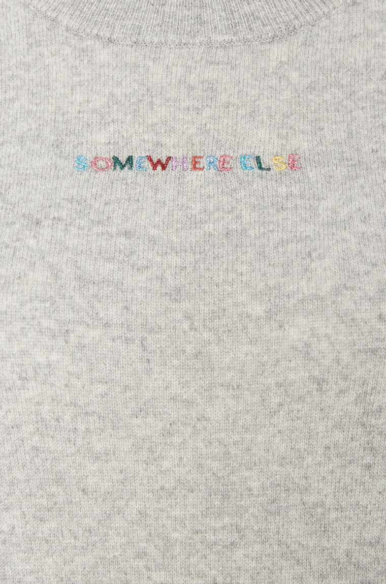 Somewhere Else Sweater