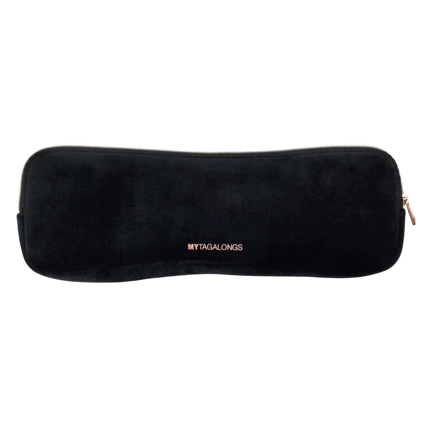 Black Velour Hair Tools Caddy