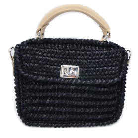 Mini Black Baghera Bag